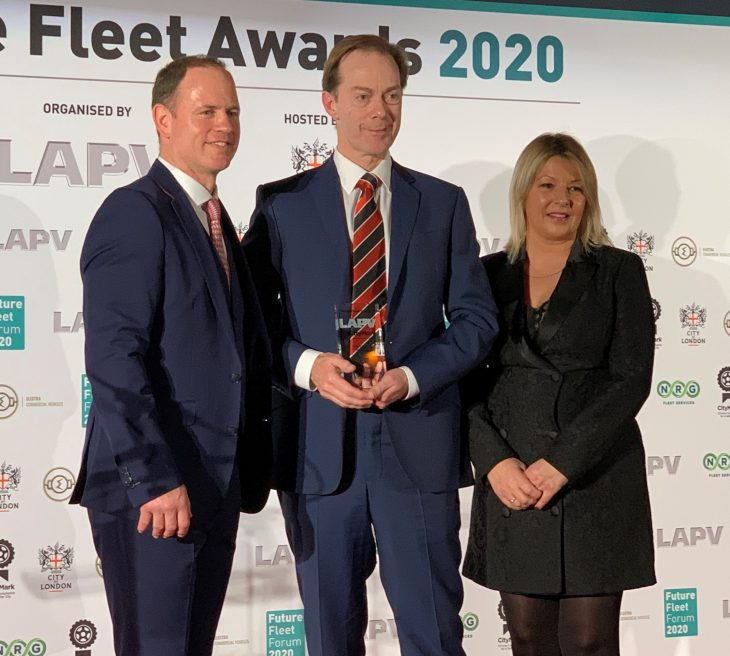 Image result for paul neal driver of the year